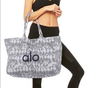 Alo Large Tote Bag NWT